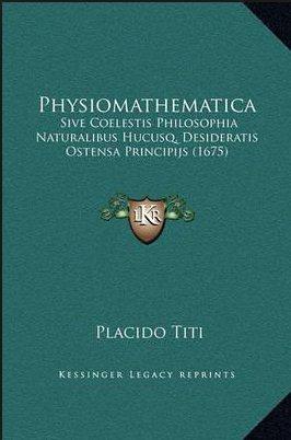 Titi's phisiomathematica